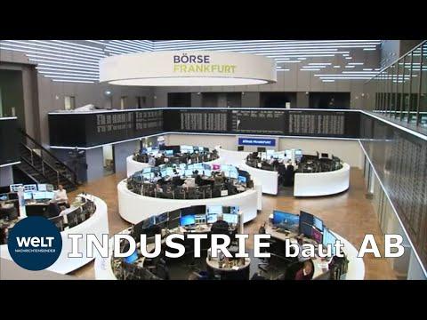 BÖRSE: So massiv verändert sich die deutsche Wirtschaft