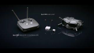 DJI - Introducing the DJI Digital FPV System фото