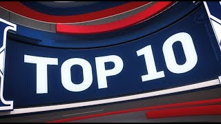 Top 10 Plays of the Night: January 22, 2018