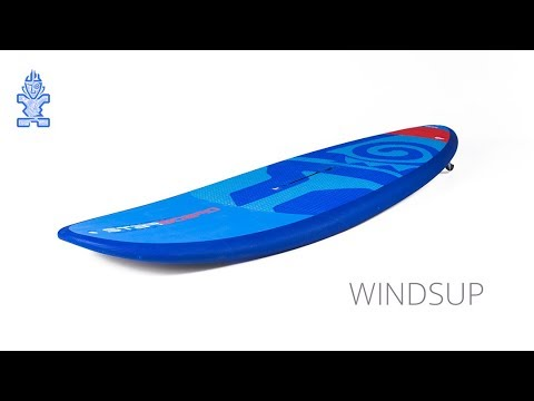 2018 Starboard SUP WINDSURFING
