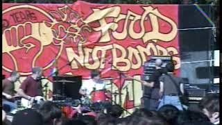 Fugazi -  Food Not Bombs SF 2000