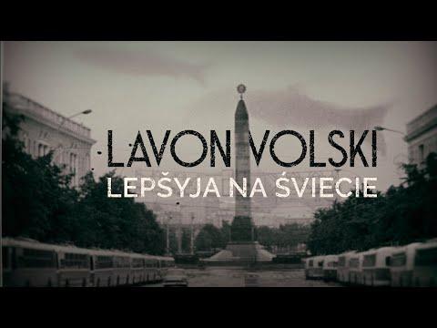 Lavon Volski - Lepšyja na śviecie (Hravitacyja)