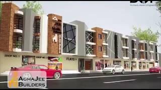 Agha Ji Malik Saleem Apartment & Bunglows
