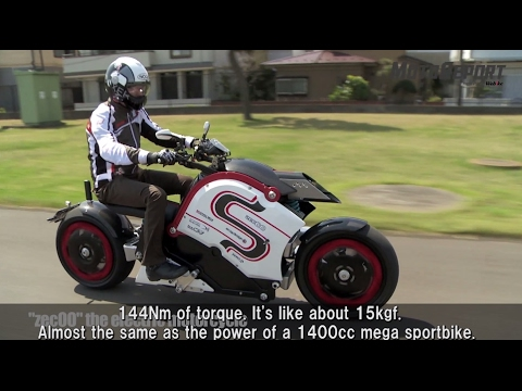 [Test Ride Review] zecOO Electric Motorcycle