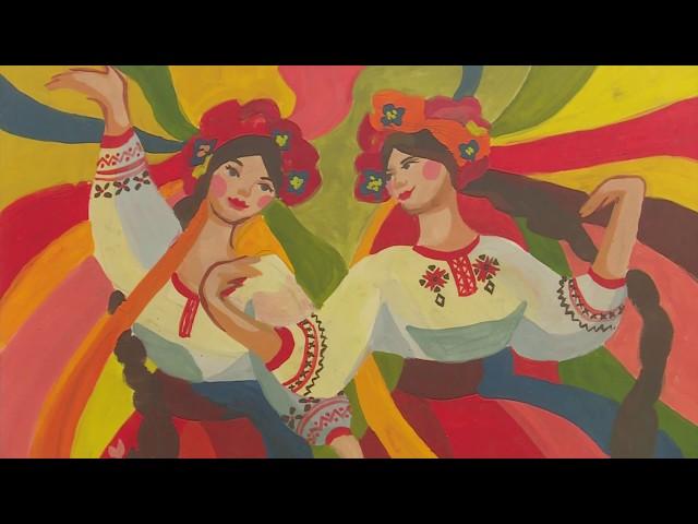Культура страны в национальном танце