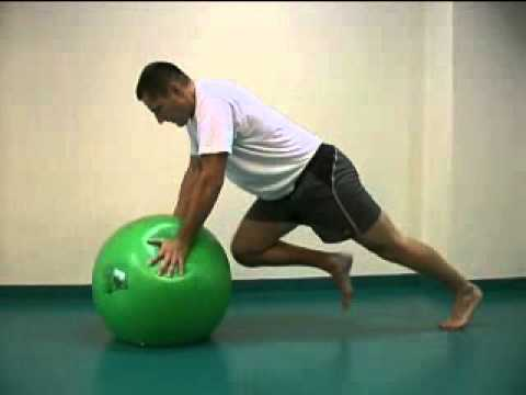 Ćwiczenia na mięśnie lyashek