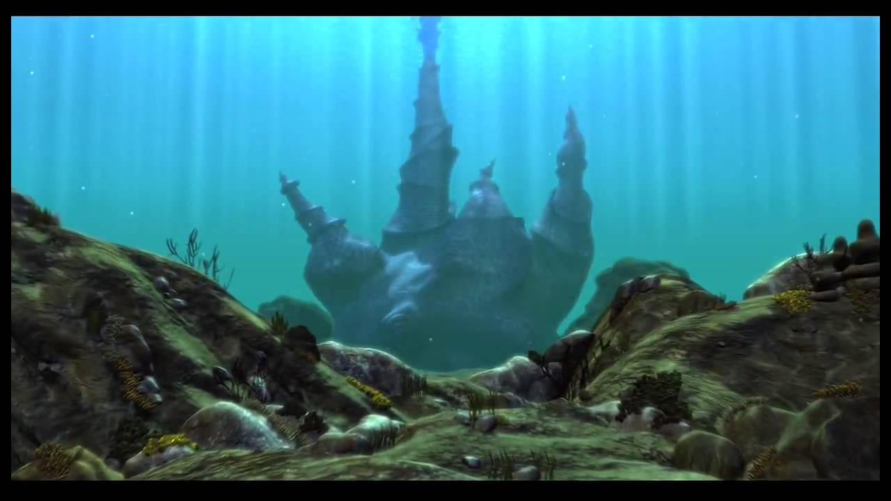 Trailer för Delfinen I Det Stora Havet