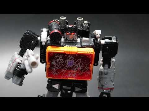 "[Unboxing] Transformers Siege 35th Anniversary ""Soundblaster """
