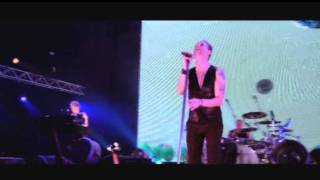 Depeche Mode - Policy Of Truth (Barcelona 2010 live).mpg