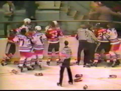 Terry Ruskowski vs Ron Greschner