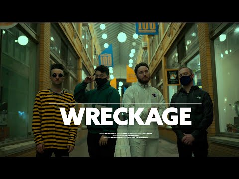 Convictions - Wreckage (Official Music Video) online metal music video by CONVICTIONS