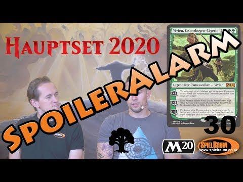 SpoilerAlarm - Hauptset 2020 - Grün [Deutsch]