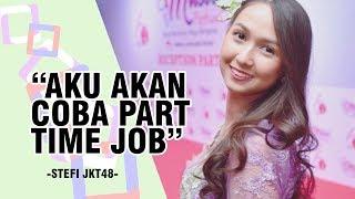 Kegiatan Stefi JKT48 saat Pertukaran Member, Mulai dari Part Time Job hingga Belajar Budaya Jepang