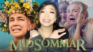 Girl Who's Scared of Everything Watches *MIDSOMMAR*
