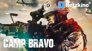 Camp Bravo (KRIEGSFILM ganzer Film auf Deutsch in 4K, ganze Filme nach wahren Begebenheiten ansehen)