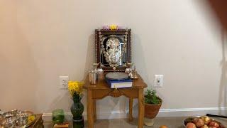 2019 Bhagavata day 3 morning - Shri Gopeenath Achar Galagali