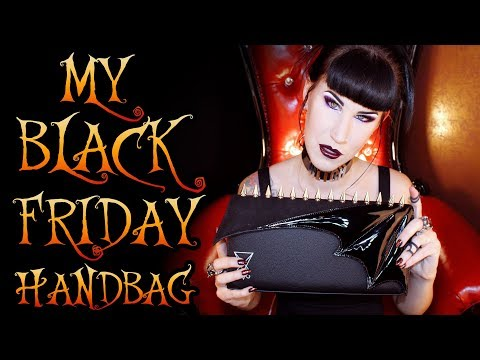 The Launch Of My Black Friday Clutch + Unboxing | Avelina De Moray