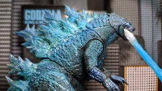 Godzilla 2019 Toys from NECA (Toy Fair Reveal)