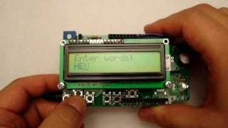 Arduino Morse Code Flasher Make: - Make: DIY