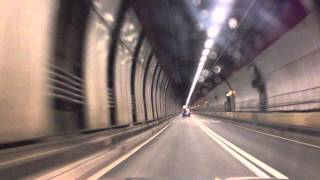 preview picture of video 'Crossing the River - Dartford Tunnel'