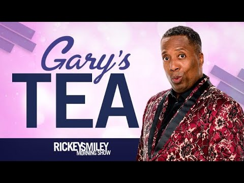 Gary's Tea: Chrissy Teigen Poses Topless And Gary Feels Some Type Of Way [WATCH]