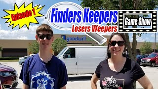 Finders Keepers Losers Weepers Game Show Episode 1 - Online Reseller Competition