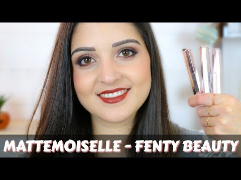 Mattemoiselle Plush Matte Lipstick by Fenty Beauty #3