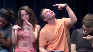 Richard Barker - The Incredible Hypnotist - Cape Fear Community College