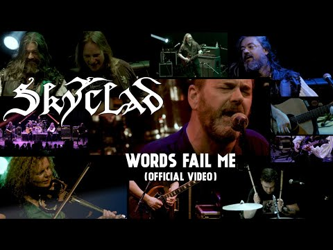 Skyclad - Words Fail Me (Official Video) online metal music video by SKYCLAD