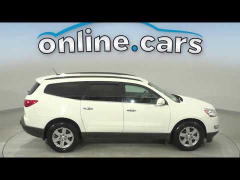 Pre-Owned 2010 Chevrolet Traverse LT