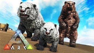 ARK: Survival Evolved - BABY BEARS!! (ARK Ragnarok Gameplay)