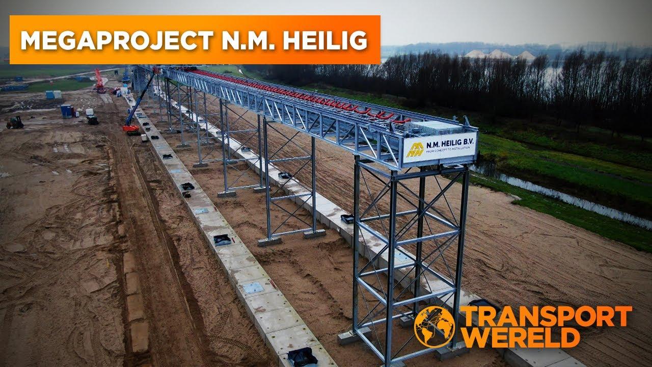 Megaproject van N.M. Heilig