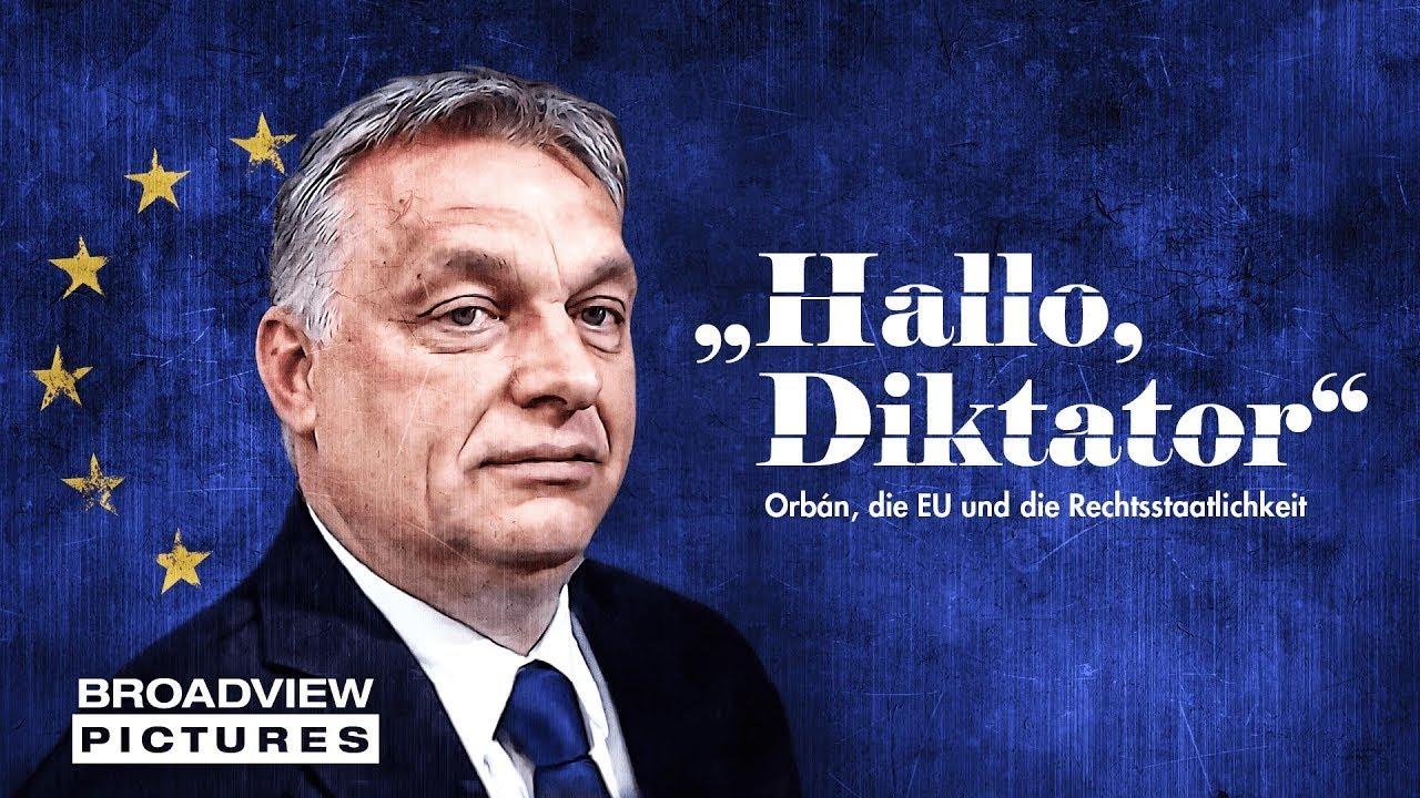 "DOWNLOAD: ""Hallo, Diktator"" - Orbán, die EU und die Rechtsstaatlichkeit  Mp4, 3Gp & HD | NaijaGreenMovies, NetNaija, Fzmovies"