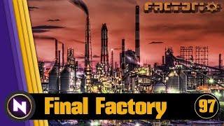 Factorio Vanilla Megabase #6 - Green circuits, red and green
