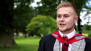 Josh Tompson - BSc (Hons) Physical Education and Youth Sport Coaching