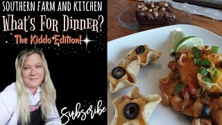 What's For Dinner?/ The Full Course/ Kid Edition/ Southern Farm and Kitchen
