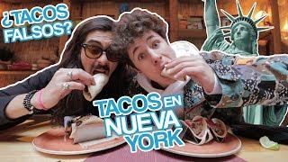 """""""TACOS"""" en Nueva York  / Juanpa Zurita"""