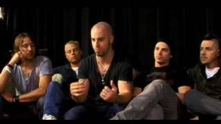 Daughtry Talk About 'Every Time You Turn Around'