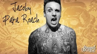 Tattoo itw with Jacoby – Papa Roach