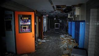 Abandoned Cleveland High School - Everything Left Behind