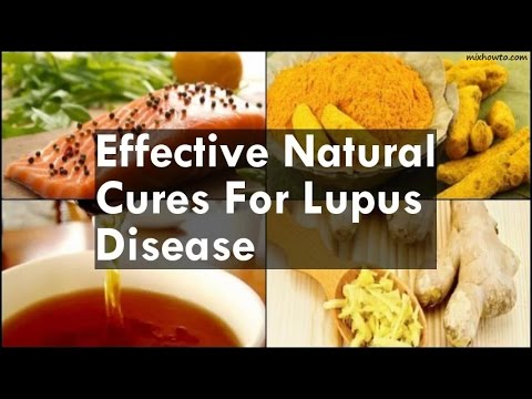Video Natural Cures For Lupus Disease