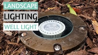 Landscape Lighting Fixtures - WELL LIGHTS