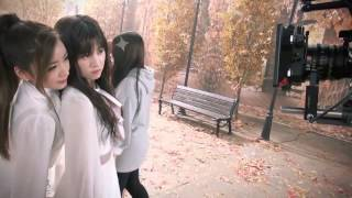 "[ApinktownSubs] Apink ""LUV"" MV Making 에이핑크 러브뮤비 메이킹"