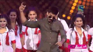 Shahid Kapoor's rocking performance of Star Guild Awards 2016