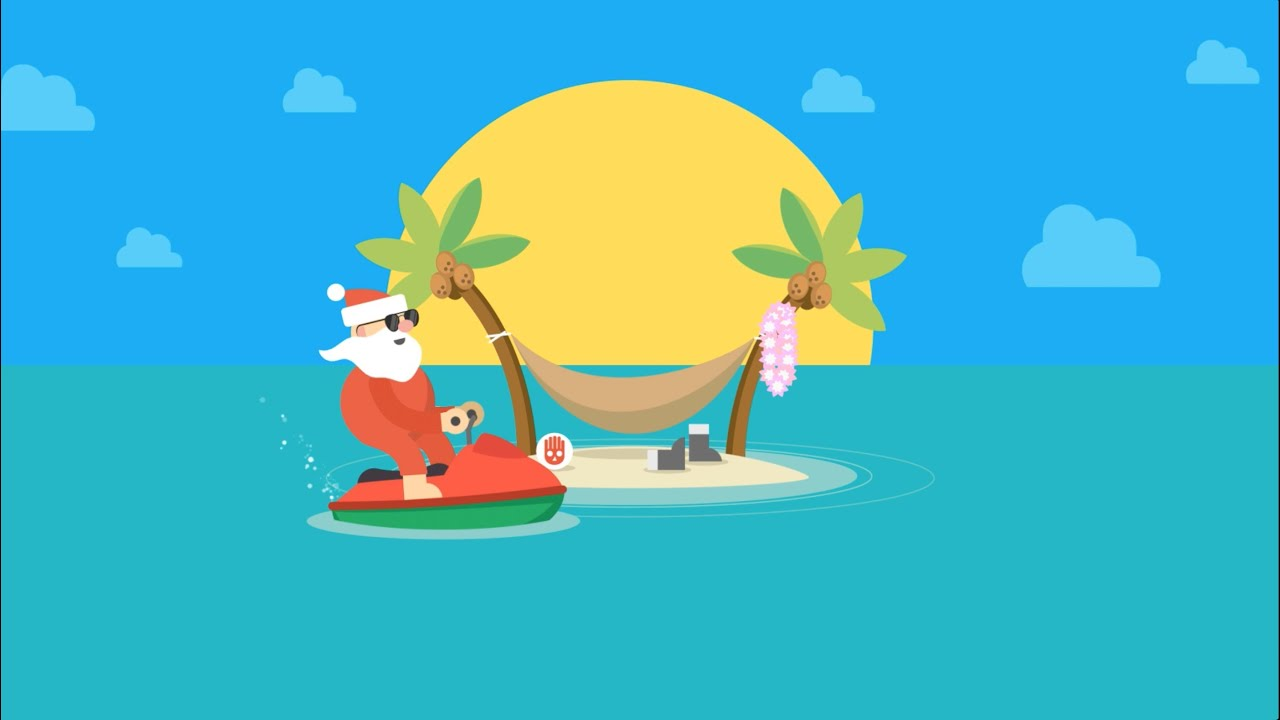 Google Santa Tracker - Where's Santa?