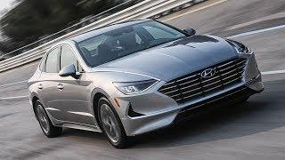 Hyundai Sonata 2020 Car Review
