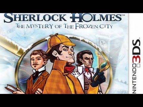Sherlock Holmes: Geheimnis der gefrorenen Stadt