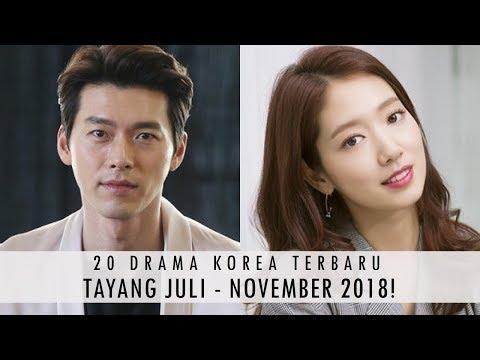 20 drama korea terbaru tayang tahun 2018 part 3   juli   november