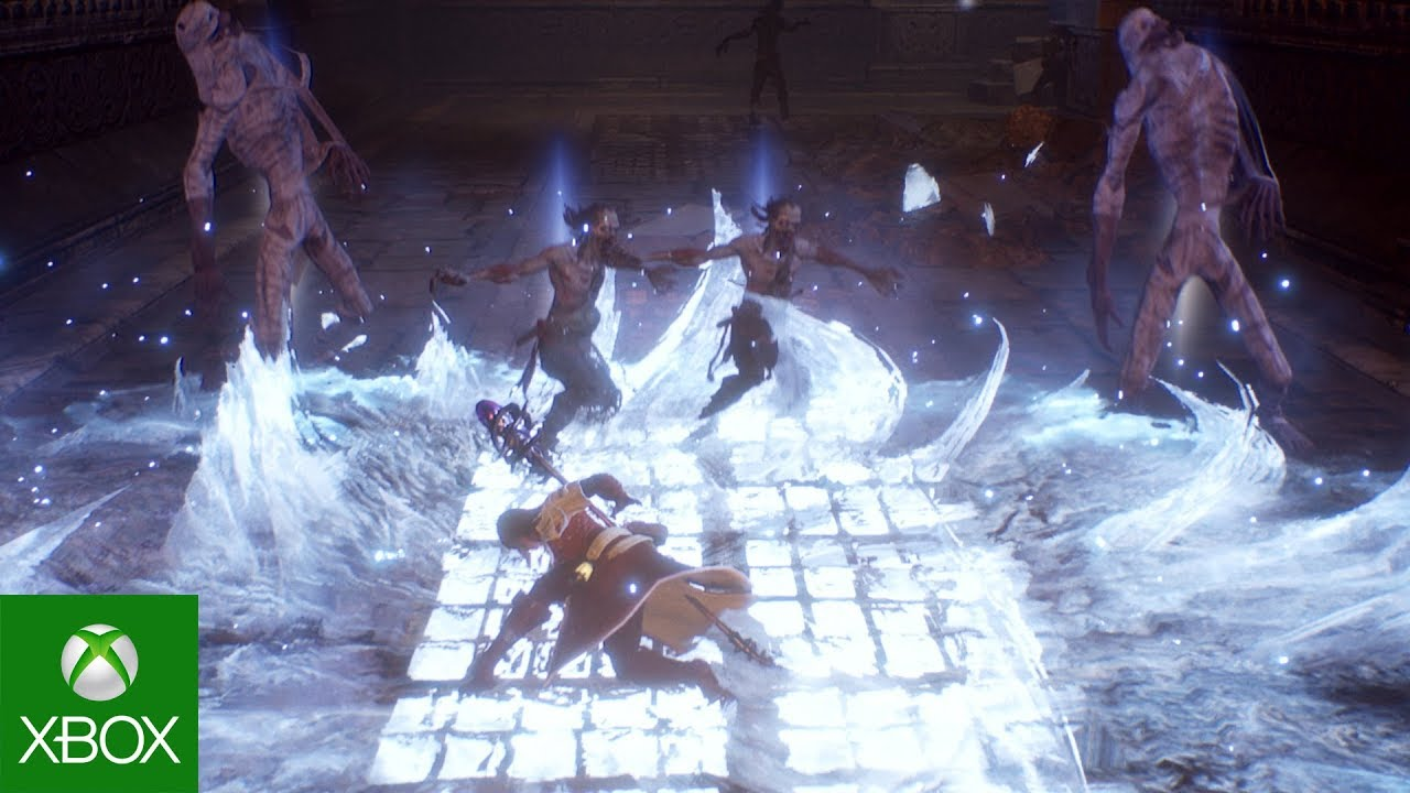 Video For Choose Your Class for Bless Unleashed, Coming Soon to Xbox One