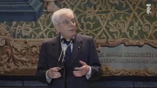 Il Presidente Mattarella incontra una delegazione FAIP